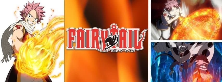dアニメストアで配信中の「FAIRY TAIL(フェアリーテイル)」